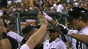 Dirks' two-run dinger