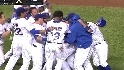 Ramirez&#039;s walk-off single