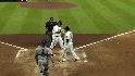 Lee&#039;s solo homer
