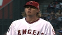 Weaver dominates Dodgers