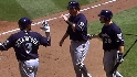 Brewers' five-run fourth