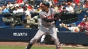 Markakis' five hits