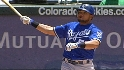 Melky&#039;s big day at the plate