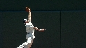 Cuddyer&#039;s leaping grab