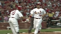 Theriot&#039;s two-run double