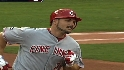 Reds&#039; five-run first