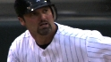 Konerko on AL Final Vote win