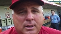 Scioscia on Williams legacy
