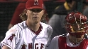Weaver&#039;s complete-game victory