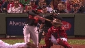 Markakis' RBI single