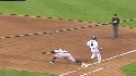 Peralta&#039;s nice play