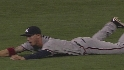 Schafer's diving catch