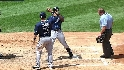 Upton's two-run homer
