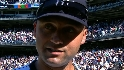 Jeter on 3,000th hit