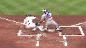 Fukudome&#039;s strong throw