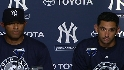 Mo, Posada on Jeter's 3,000th