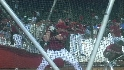 Goldschmidt at batting practice