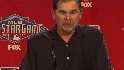 Bochy names his lineup