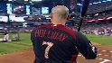 Holliday hits seven homers