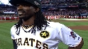 Pirates introduced at ASG