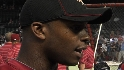 Justin Upton on All-Star Game