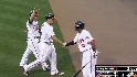 Markakis' two-run single