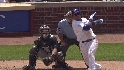 Aramis' three-run homer