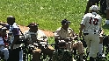 Tigers honor Negro Leagues stars