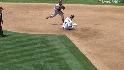 Aybar's slick play