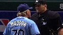 Maddon, Martinez ejected