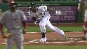 McCutchen's RBI groundout