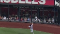 Pagan's two-run double