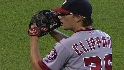 Clippard gets out of jam