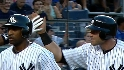 Yankees' five-run second