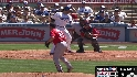 Marquis strikes out Loney