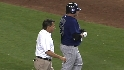 Giambi's injury