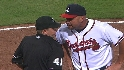 McLouth, Gonzalez ejections