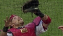 Molina's great catch