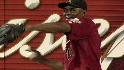 Bourn's great catch