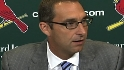 Mozeliak, La Russa on trade