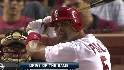 Pujols' 1,999th hit