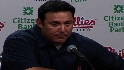 Amaro Jr. on Pence trade