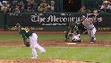 Cuddyer's three-run shot