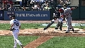Turner&#039;s first career strikeout