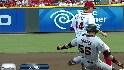 Votto&#039;s barehanded play
