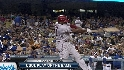 Upton&#039;s three-run double