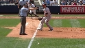 Gardner&#039;s bases-clearing triple