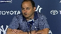 Cashman on Trade Deadline
