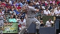 Holliday&#039;s two-run homer