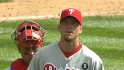 Lidge&#039;s first save of 2011